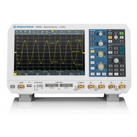 Osciloscopio digital RTB2304-MSO