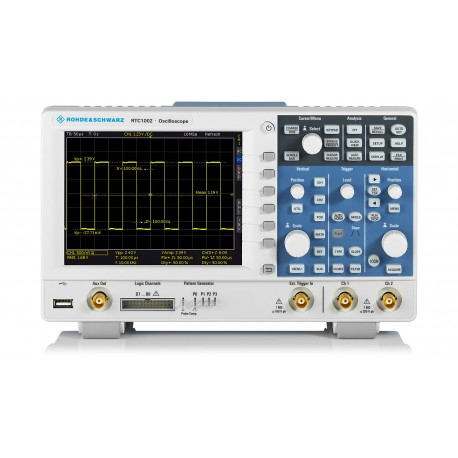 Osciloscopio digital RTC1202-MSO